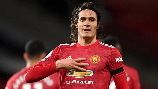 """MU """"trói chân"""" Cavani vẫn quyết mua Kane, hàng công siêu khủng đấu Man City - 1"""