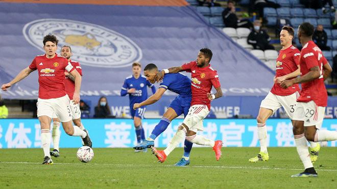 """Nhận định bóng đá MU - Leicester City: Trả nợ """"Bầy cáo"""", dằn mặt Liverpool - 1"""
