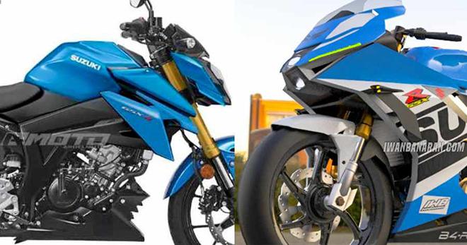 """Chân dung """"cực ngầu"""" của Suzuki GSX-S150 2022 - 1"""