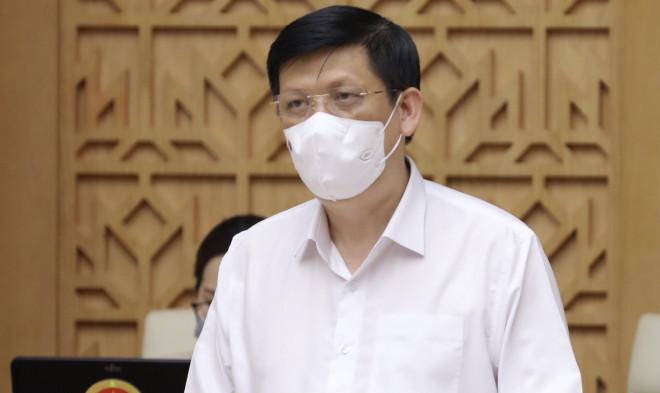 Bộ trưởng Bộ Y tế: Các địa phương chưa có dịch COVID-19 cũng phải nâng báo động lên cao hơn một mức - 1