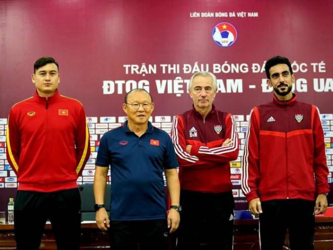 """Vì điều này, HLV UAE """"ngán"""" nhất đội tuyển Việt Nam tại vòng loại World Cup - 1"""