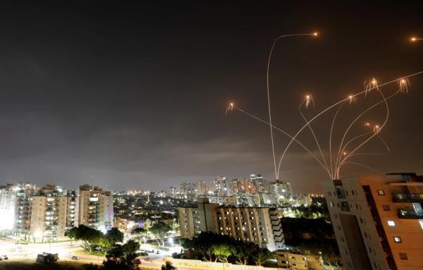 """Mỹ chỉ trích """"mưa tên lửa"""" trong căng thẳng Israel-Palestine - 1"""
