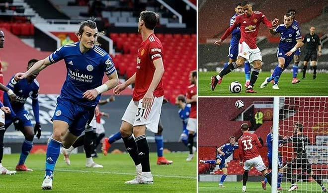 Kịch tính đua top 4 Ngoại hạng Anh: Leicester thắng MU, West Ham & Liverpool đón tin xấu - 1