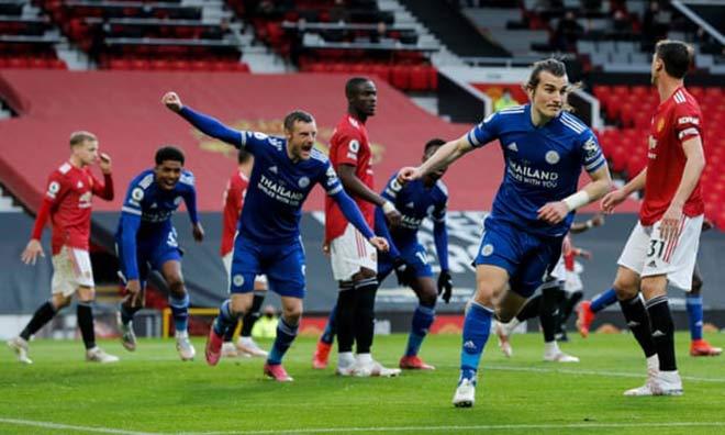 Video MU - Leicester: Sao trẻ tỏa sáng, bước ngoặt cú đánh đầu - 3