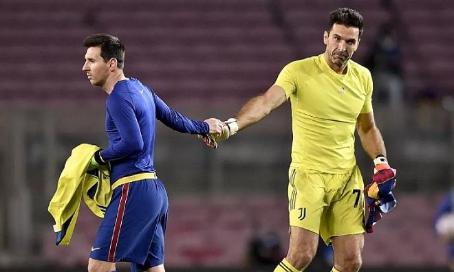 Barca định mua ông già 43 tuổi Buffon, chọn Jordi Cruyff thay HLV Koeman - 1