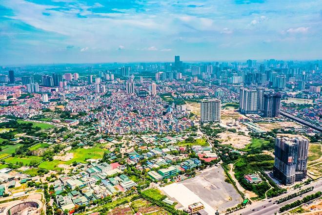 """Bất động sản Tây Nam Hà Nội: Điểm nóng mới nhờ """"cú huých"""" hạ tầng - 1"""