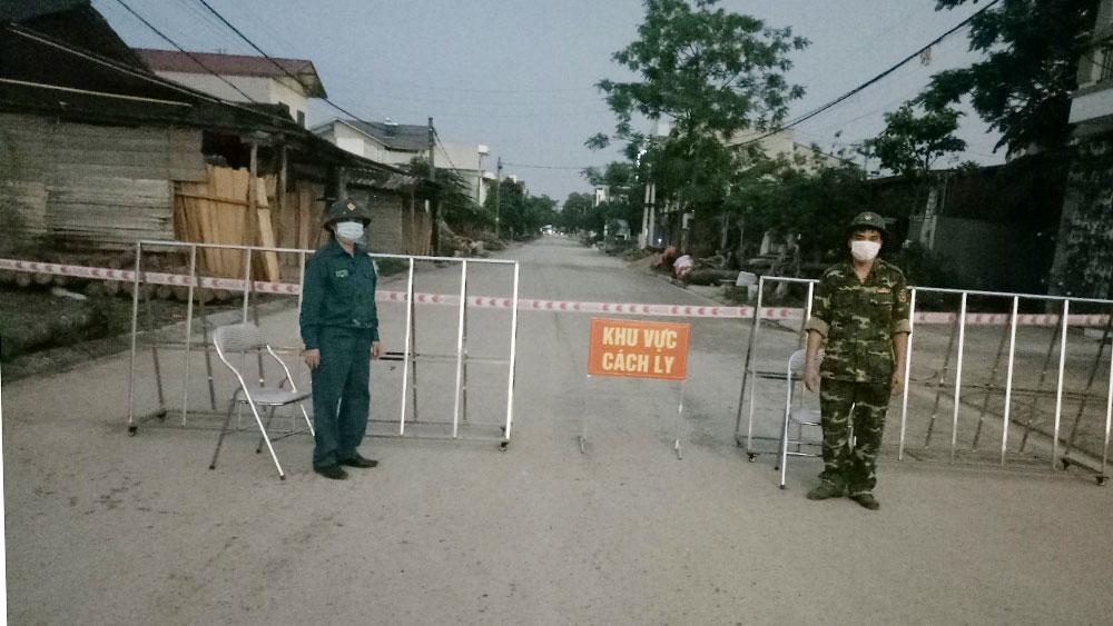 Ca nhiễm tại ổ dịch khu công nghiệp tăng mạnh, Bắc Giang giãn cách xã hội thêm 1 huyện - 1