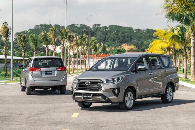 Giá xe Toyota Innova lăn bánh tháng 5/2021 - 1