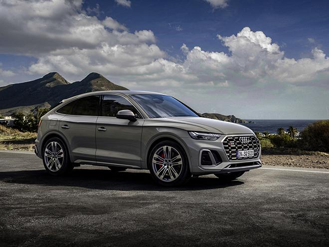 Audi triệu hồi hơn 46.000 xe vì lỗi lệch trục sau - 1