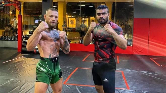 Nóng nhất thể thao tối 12/5: McGregor chọn SAO MMA hạng nặng làm bạn tập - 1