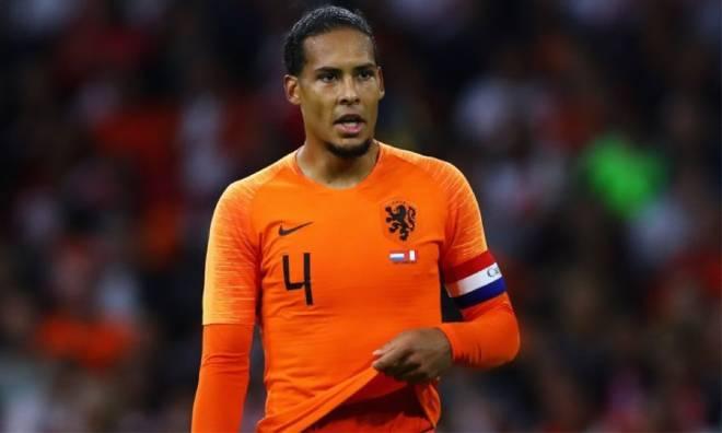Tin mới nhất bóng đá tối 12/5: Van Dijk xác nhận không dự Euro - 1