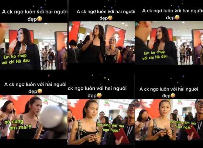 Mai Phương Thúy từ chối chụp ảnh cùng Tăng Thanh Hà khiến trăm ánh mắt ngỡ ngàng? - 1