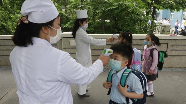 Trong khi thế giới quay cuồng với Covid-19 thì Triều Tiên là nước được WHO công nhận không có ca nhiễm nào.