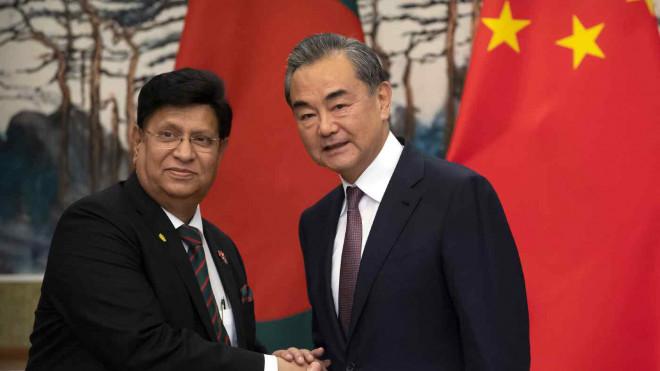 Bangladesh bất ngờ phản ứng mạnh với Trung Quốc - 1