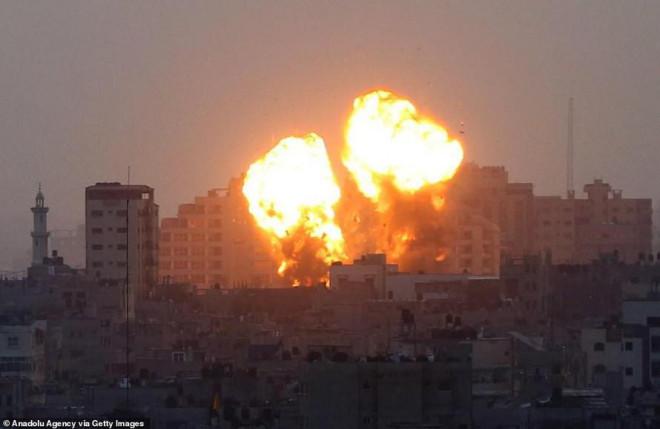 Quân đội Israel lên kế hoạch xâm lược Dải Gaza? - 1