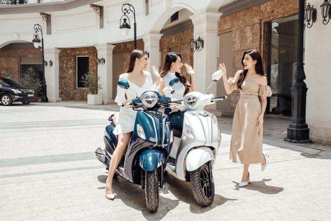 Bảng giá các dòng xe tay ga Yamaha mới nhất tháng 5/2021 - 1