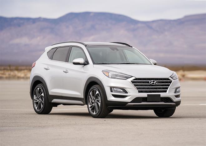 Giá xe Hyundai Tucson lăn bánh tháng 5/2021 - 1