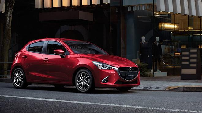 Giá xe Mazda2 lăn bánh tháng 5/2021, rẻ nhất 479 triệu đồng - 1