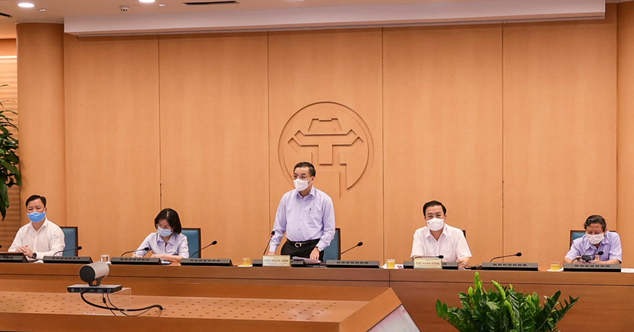 Giám đốc Hacinco mắc COVID-19: Chủ tịch UBND TP Hà Nội yêu cầu công an vào cuộc - 1