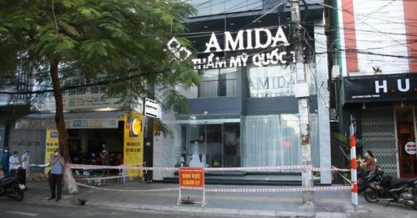 Khởi tố vụ án vi phạm phòng chống dịch tại thẩm mỹ viện Amida - 1