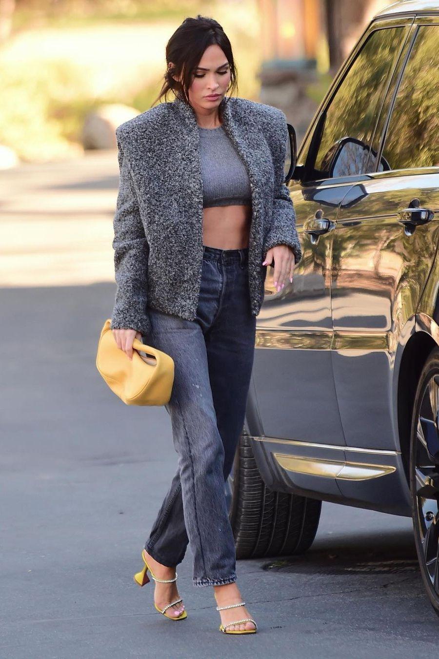 Megan Fox thay đổi chóng mặt với phong cách thời trang hoàn toàn mới - 1