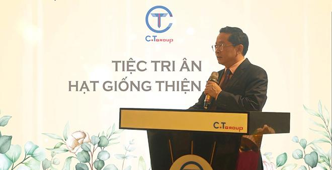 """Tập đoàn C.T Group gây thích thú với chương trình tri ân những """"Hạt giống thiện lành"""" - 1"""