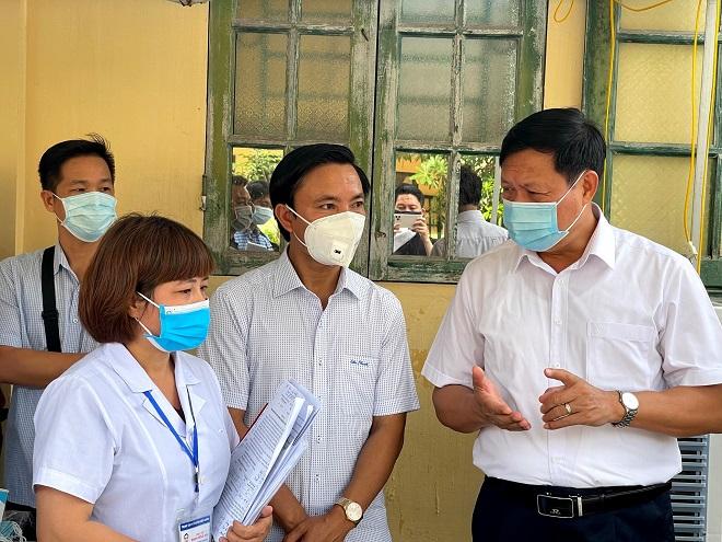 Thái Bình: Yêu cầu các trường lên phương án kiểm tra học kỳ II trực tuyến - 1