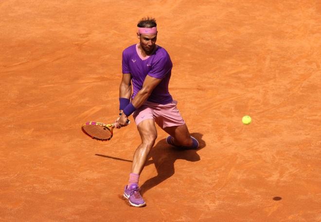 Video Shapovalov - Nadal: Ngược dòng đẳng cấp, bùng nổ trong loạt tie-break (Vòng 3 Rome Masters) - 1