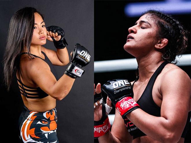 """Nóng đại chiến MMA: Bi Nguyễn và Ritu Phogat """"võ mồm nắn gân nhau"""" - 1"""