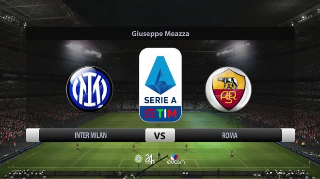 Video Inter Milan - AS Roma: Mãn nhãn 4 bàn, Lukaku rực sáng