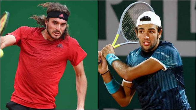 Gay cấn Rome Masters: Thiem thua sốc, Zverev thoát hiểm tái đấu Nadal - 1