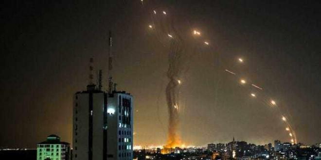 """Xung đột Gaza: Hamas lấy đâu tên lửa để """"trút như mưa"""" xuống Israel? - 1"""