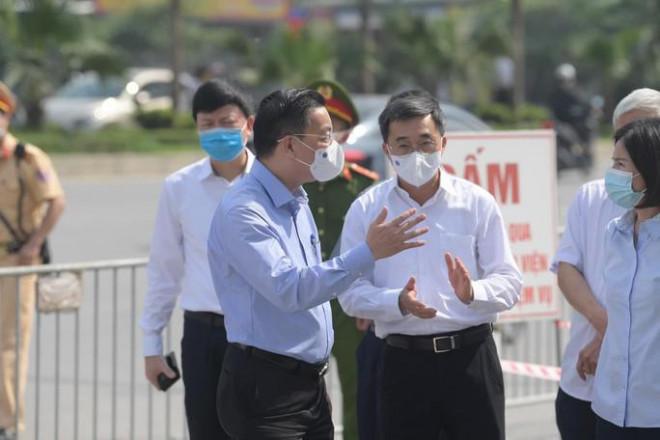 Chủ tịch Hà Nội Chu Ngọc Anh yêu cầu kỷ luật giám đốc Hacinco - 1