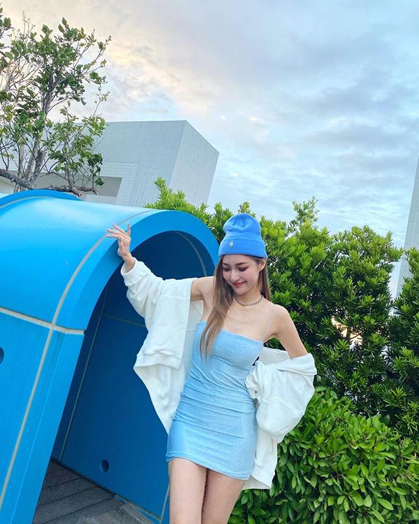 Đỗ Khánh Vy – Cô mẫu ảnh tài sắc vẹn toàn đốn tim cộng đồng mạng - 1