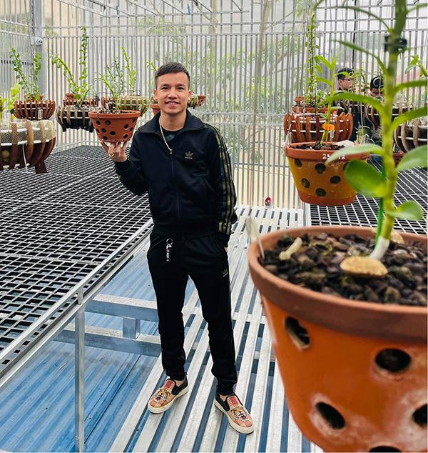 Anh Vũ Đức chia sẻ hành trình xây dựng vườn lan từ đam mê chân chính - 1
