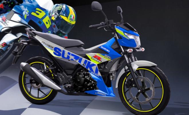 Bảng giá xe máy Suzuki mới nhất trong tháng 5/2021 - 1
