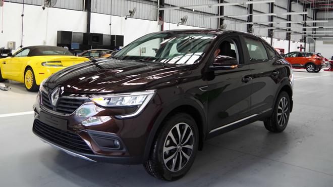 Renault Arkana chạy lướt chào bán hơn 600 triệu đồng - 1