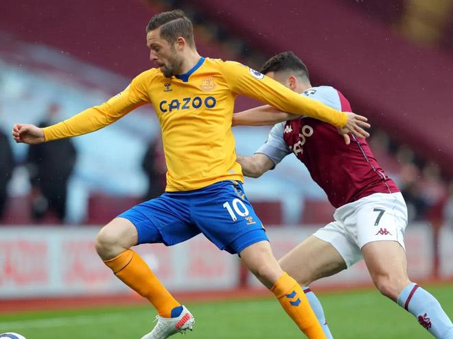 Video Aston Villa - Everton: Ăn miếng trả miếng, phung phí cơ hội - 1