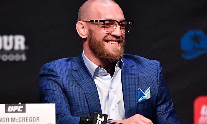 Nóng nhất thể thao tối 14/5: McGregor ăn mừng vì được công nhận là doanh nhân - 1