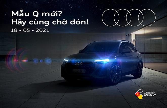 Audi Việt Nam chốt lịch ra mắt mẫu SUV Q5 mới - 1