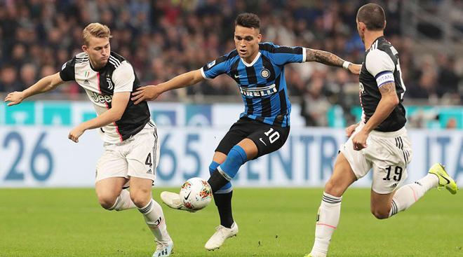 """Nhận định bóng đá Juventus – Inter Milan: Đường cùng của """"Bà đầm già"""", Ronaldo khó cứu - 1"""