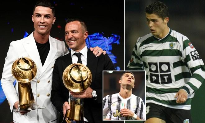 """Ronaldo bị đồn bỏ Juventus về BĐN chơi bóng, siêu """"cò"""" chính thức lên tiếng - 1"""