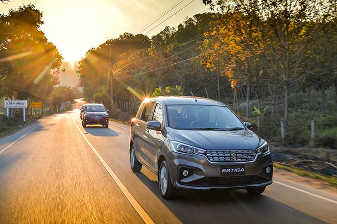 Doanh số Suzuki XL7 và Ertiga tuột dốc không phanh trong tháng 4/2021 - 1