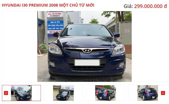 Tài chính 300 triệu đồng có nên sở hữu xe Hyundai i30 đời 2008? - 3