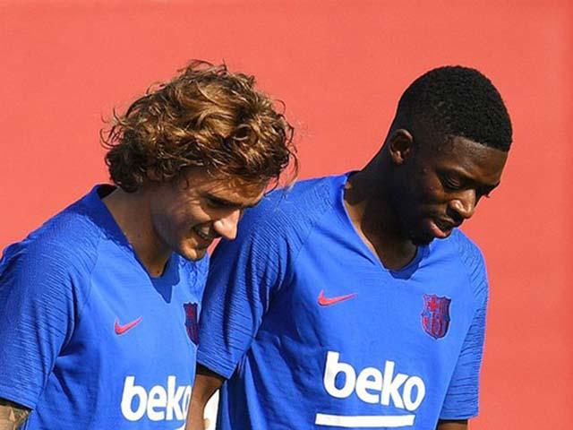 Barca thanh trừng 14 cầu thủ: Griezmann, Coutinho, Dembele đều sắp ra đường