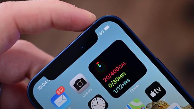 """iPhone 13 sẽ thu nhỏ """"tai thỏ"""" bằng cách này - 1"""