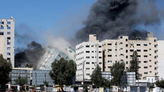 """Quân đội Israel xin lỗi truyền thông thế giới vì """"cú lừa"""" Hamas - 1"""