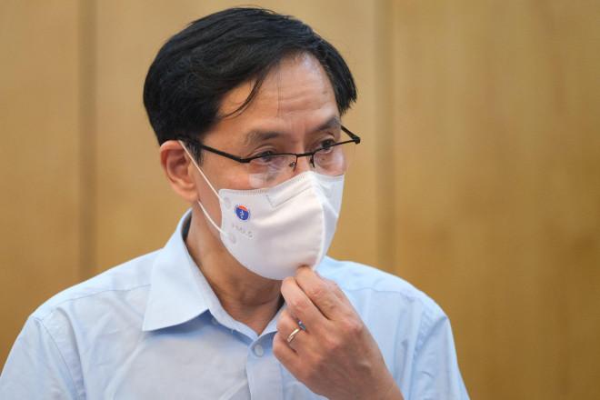 Cục trưởng Cục y tế Dự phòng chỉ ra những nguyên nhân khiến dịch Bắc Giang bùng phát mạnh - 1