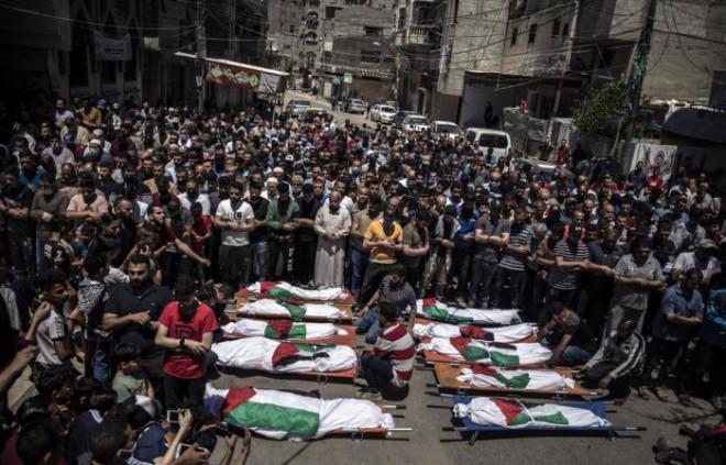 Xung đột đẫm máu Israel- Palestine có thể được dập tắt nếu Nga ra tay? - 1