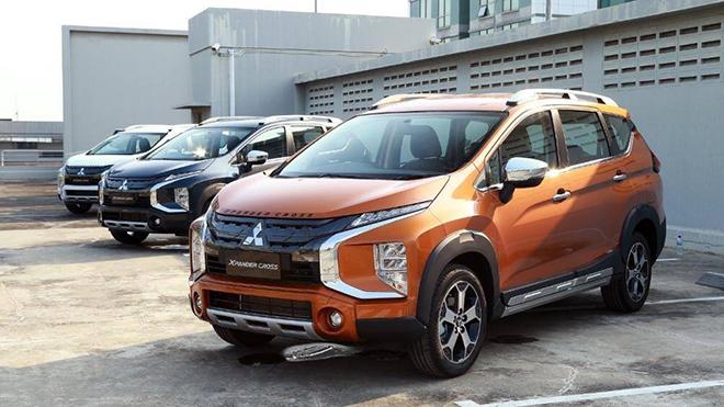 Giá xe Mitsubishi Xpander Cross lăn bánh tháng 5/2021 - 1